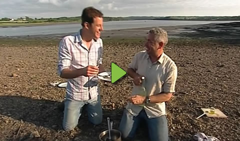 Yun on BBC Countryfile